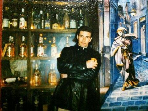 Киллер Алексей Шерстобитов (Леша Солдат) в Париже.