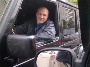 Криминальный авторитет Александр Забродин по кличке Капитан