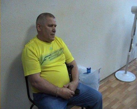 Криминальный авторитет Ситов Владимир Петрович (прозвище «Сит»)