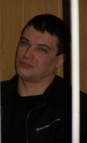 Так Александр Агеев выглядел в 2009 году на суде