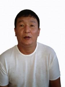 Криминальный авторитет Алмазбек Сулайманов , член ОПГ вора в законе Кольбаева