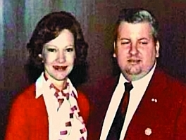При обыске дома маньяка у него нашли фото с Розалин Картер – будущей женой президента Джимми Картера