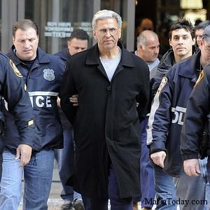 Арест Энтони Палумбо