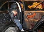 Вор в законе и криминальный авторитет расстреляны в своем авто