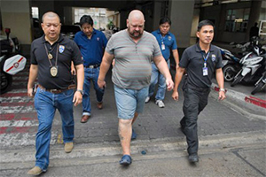 Задержание Александра Матусова в Таиланде
