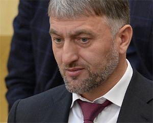 Депутат Госдумы Адам Делимханов