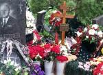 На могиле вора в законе Тимохи Гомельского