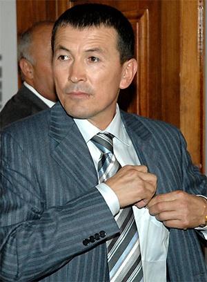 Депутат Тынычбек Акматбаев