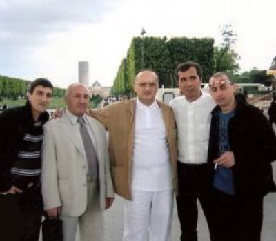 В Альпах грузинская мафия подчинялась «вору в законе» Кахаберу Шушанашвили