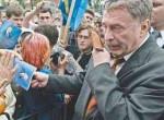 Жириновский путается в своих ролевых играх