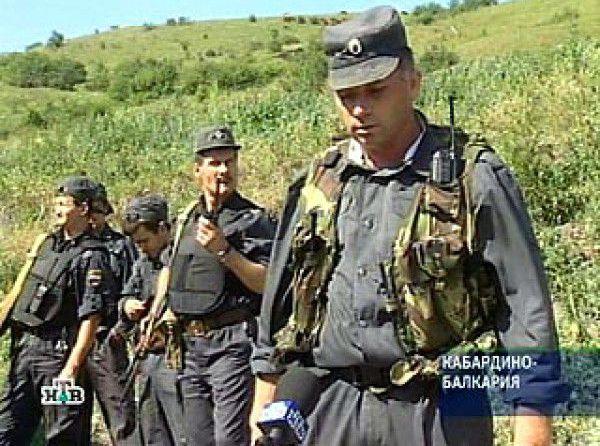 Боевиков — организаторов нападения на Нальчик убили в Кабардино-Балкарии