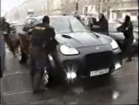 Московского криминального авторитета арестовали в Нижнем Новгороде