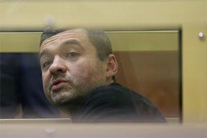 Лидер ореховской ОПГ Дмитрий Белкин