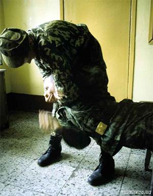 Дедовщина в дальневосточной воинской части
