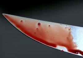В Красноярском крае насильник пырнул себя ножом при задержании