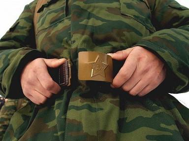 Призывник в Новокубанске: дай папиросочку,  у тебя брюки в полосочку…