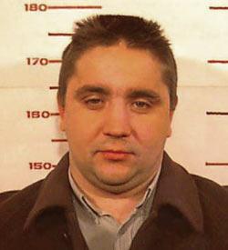 Криминальный авторитет Игорь Абрамкин