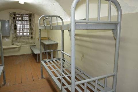 Следственный изолятор №1 в Ульяновске