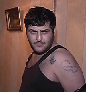 Криминальный авторитет Баркалая Мераб Мерабович