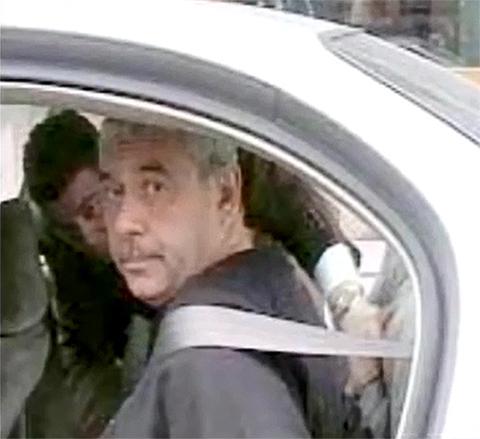 Арест Мони Эльсона в 2006 году