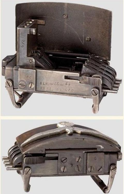 Пряжка пистолет