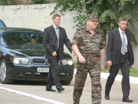 Александр Реймер с визитом в Тольятти