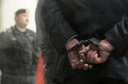 В Чапаевске задержали смотрящего