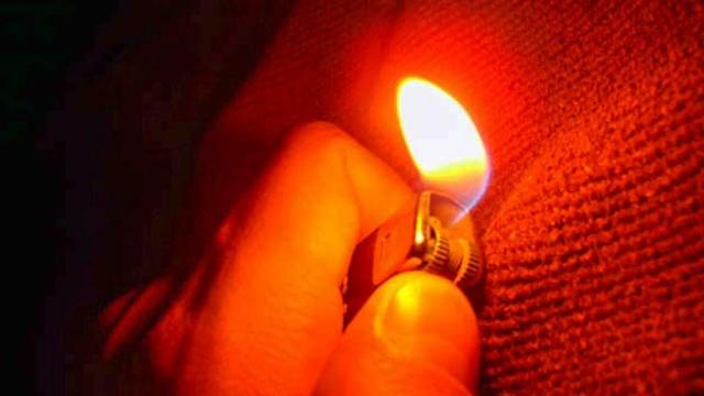 В Краснодаре мужчина пытался сжечь себя, чтобы сохранить семью