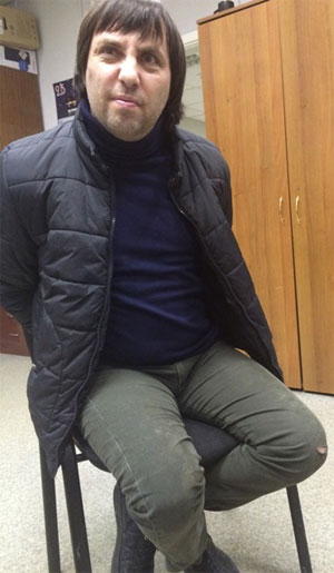 Киллер Андрей Дрюнин