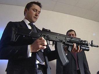 АК-12 поступит в вооруженные силы России в 2016 году