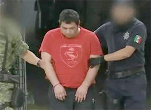 Арест лидера наркокартеля «Гольфо» по прозвищу Эль Гафе