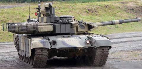 """Танк Т-90МС """"Тагил"""""""