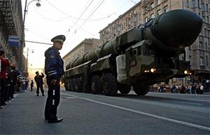 Мобильная пусковая установка «Тополь»  появится на выставке вооружения ВДНХ