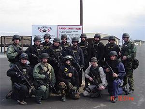 Члены частной военной компании Academi