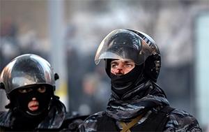 Задержали спецназовцев подозреваемых в расстреле граждан на Майдане
