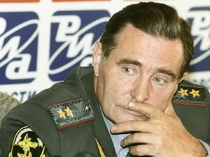 Генерал милиции Александр Гуров
