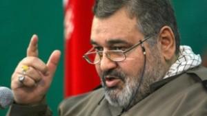 Командующий иранской армией генерал-майор Хасан Фирузабади