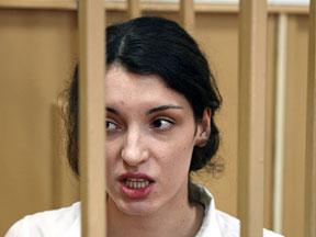 Гражданская жена Никиты Тихонова Евгения Хасис