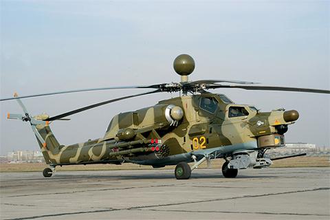 Вертолёт Ми-28НЭ