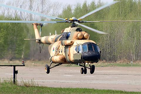 Военно-транспортный вертолет Ми-17В-5