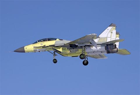 Истребитель четвертого поколения Миг-29М/М2