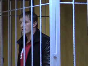 Предполагаемый киллер Денис Плотников