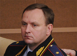 Генерал Денис Сугробов еще при исполнении своих обязанностей