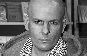 Украинский журналист Олесь Бузина