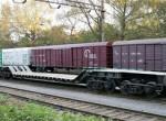 Сотрудник транспортной компании похитил 14 ЖД вагонов