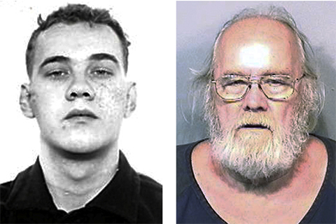 После задержания Фраэнку Фрешуотеру показали его фото, сделанное 56 лет назад