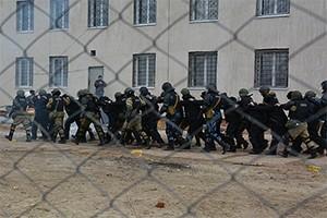 Беспорядки в нижегородской колонии версия заключенных