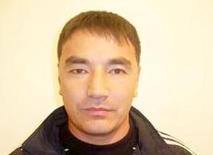 Криминальный авторитет Дамир Сапарбеков
