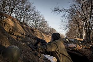 Ополченцев на Украине обвинили в нарушении перемирия