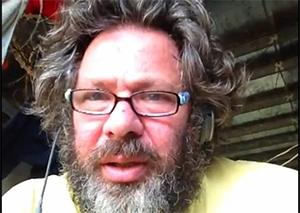 Международный преступник Людвиг Файнберг в Панамской тюрьме